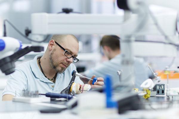 Zahnlabor Trampert Dental München